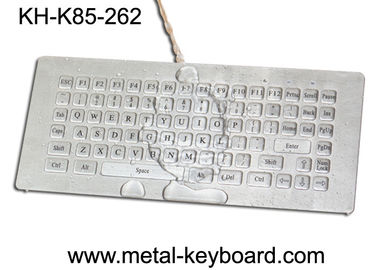 Cina Waterproof Industrial Full function Computer Keyboard with mini Design pabrik