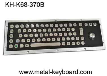 Keyboard Industri dengan Trackball