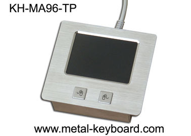 High precision USB Interface Metal Industrial Touchpad dengan 2 Tombol Mouse