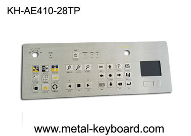 Keyboard Industri Logam