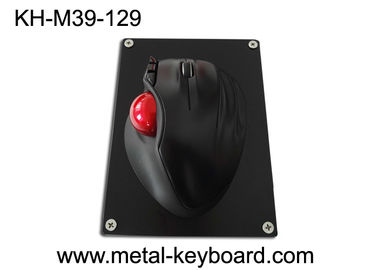 Cina Resin + Plastik + Logam Bahan Industri Trackball Mouse dengan 39MM Resin Trackball pabrik