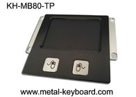 Antarmuka USB Touchpad Industrial Menunjuk Perangkat Panel SS Mount Touch Mouse